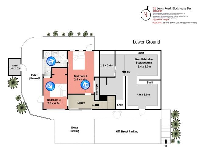 Floor plans A